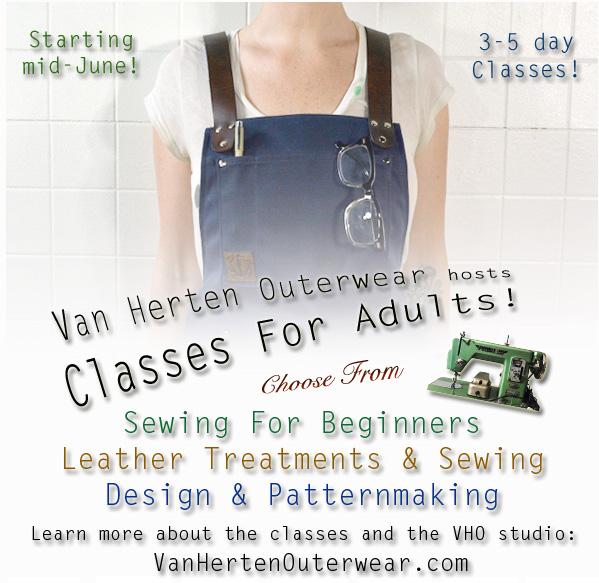 Van Herten Outerwear Event